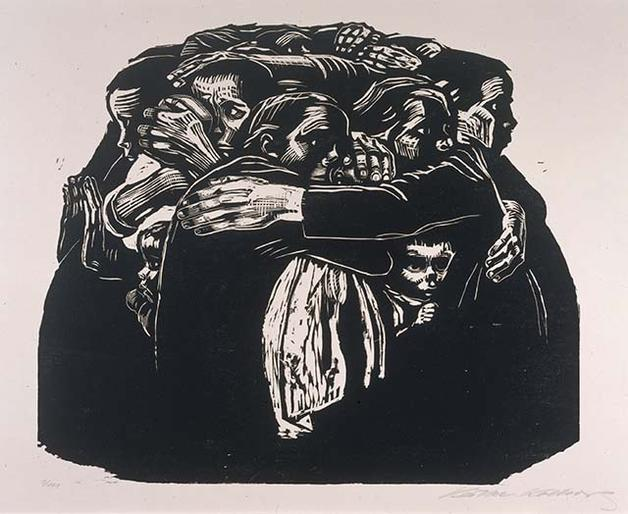 Die Mütter (The Mothers) from Krieg (War)